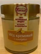 Крем-мед с имбирем